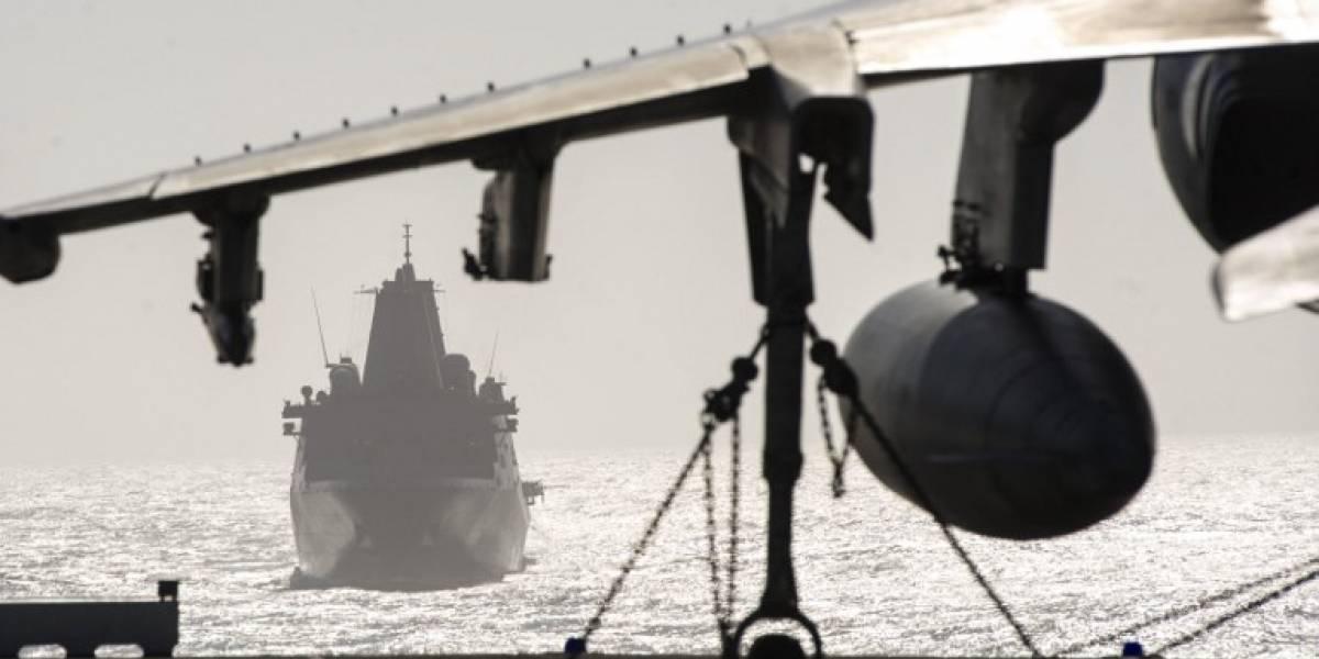 Tragedia en EEUU: mueren 16 pasajeros en accidente de avión militar