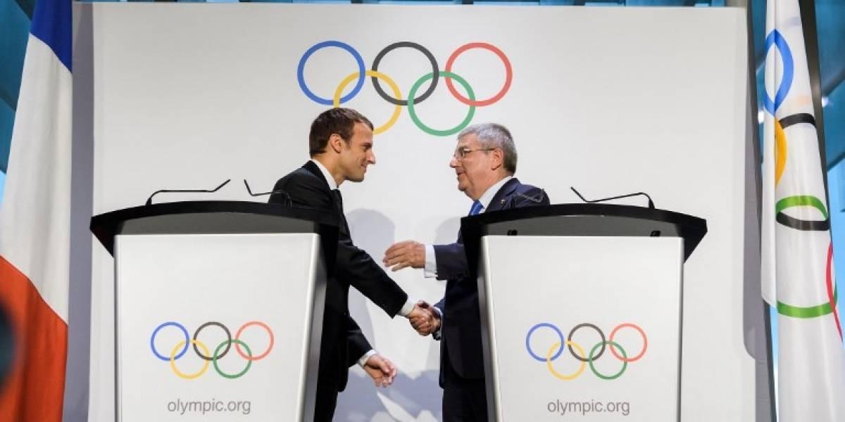 El COI le garantiza los Juegos de 2024 y 2028 a París y Los Ángeles