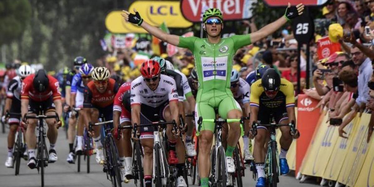 Kittel se confirma como el mejor rematador del Tour y Froome sigue líder