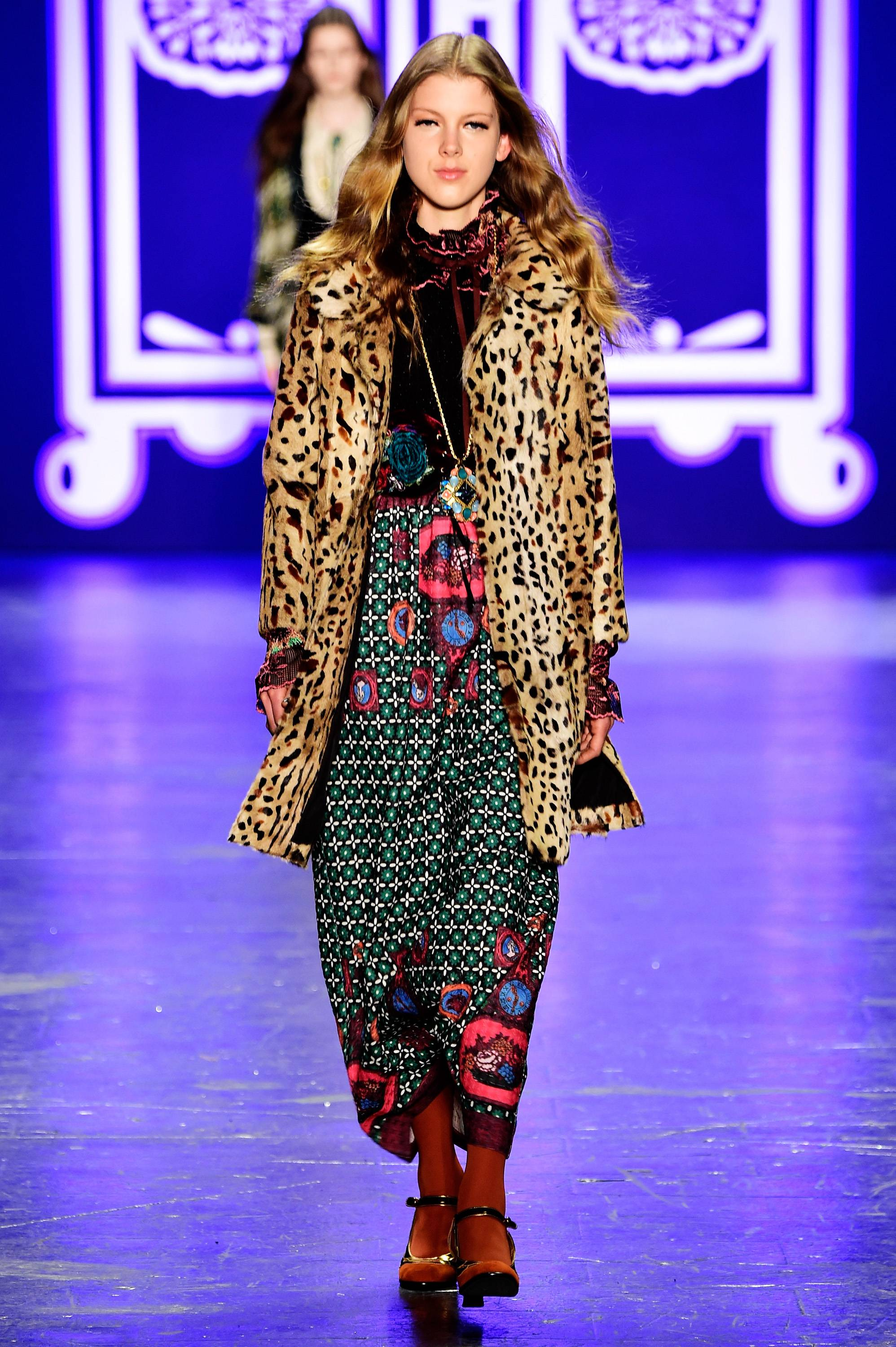 Anna Sui - Runway - Fall 2016 New York Fashion Week: The Shows