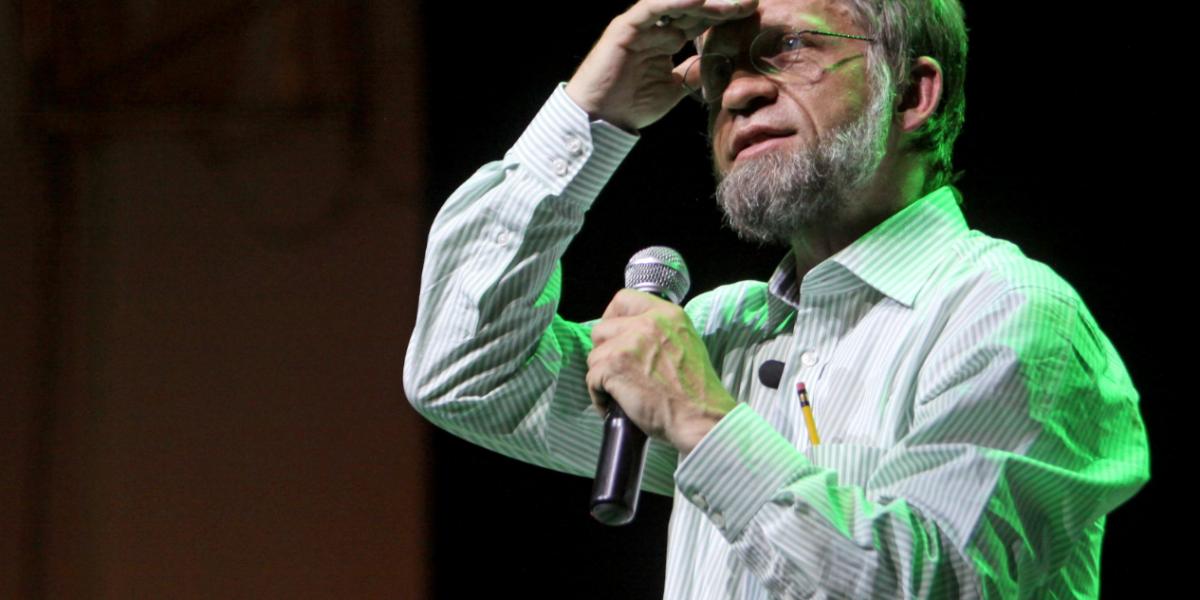 Antanas Mockus encabeza listas al Senado por la Alianza Verde