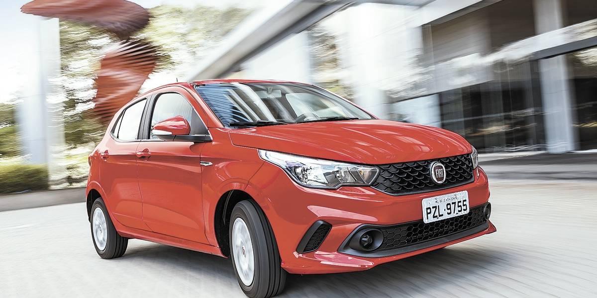 Fiat convoca recall de 21 mil unidades do Argo