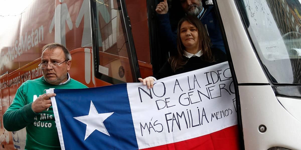 """Estas son las tres comunas que recorrerá el polémico """"bus de la libertad"""" este martes"""