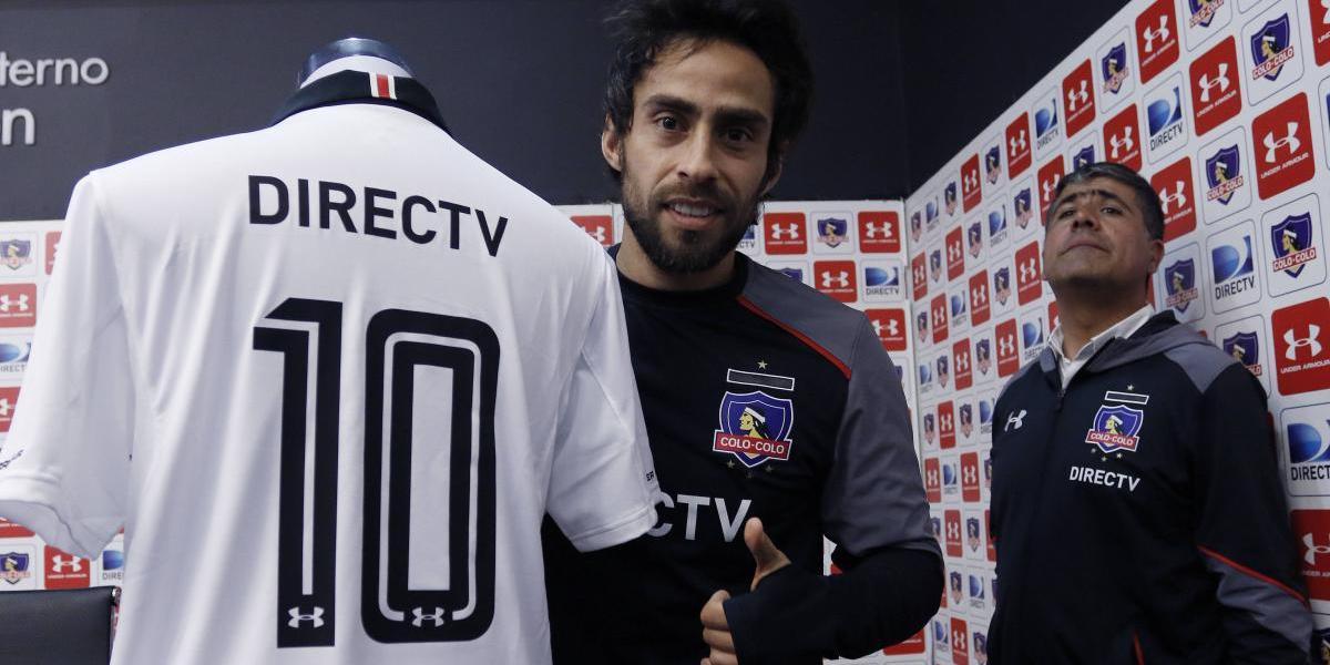 Colo Colo tendrá venta anticipada de la camiseta del Mago Valdivia en la Noche Alba