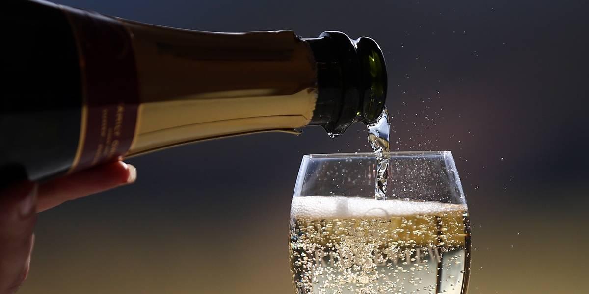 A hora do vinho branco