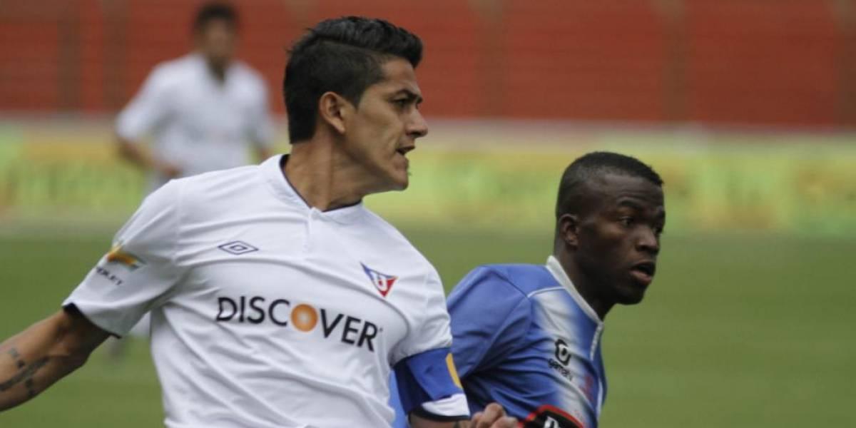 Norberto Araujo dejará Liga de Quito