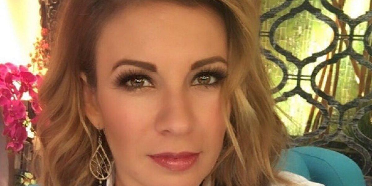 Destrozan en redes a Ingrid Coronado y reviven su pasado por una selfie
