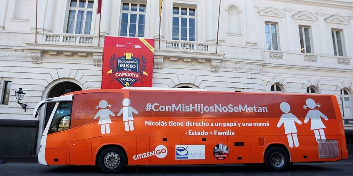 """Alcalde Sharp recibirá al """"bus de la libertad"""" con bandera de diversidad sexual en el municipio"""