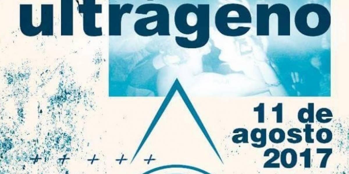 Ultrágeno celebrará sus 20 años de carrera con concierto