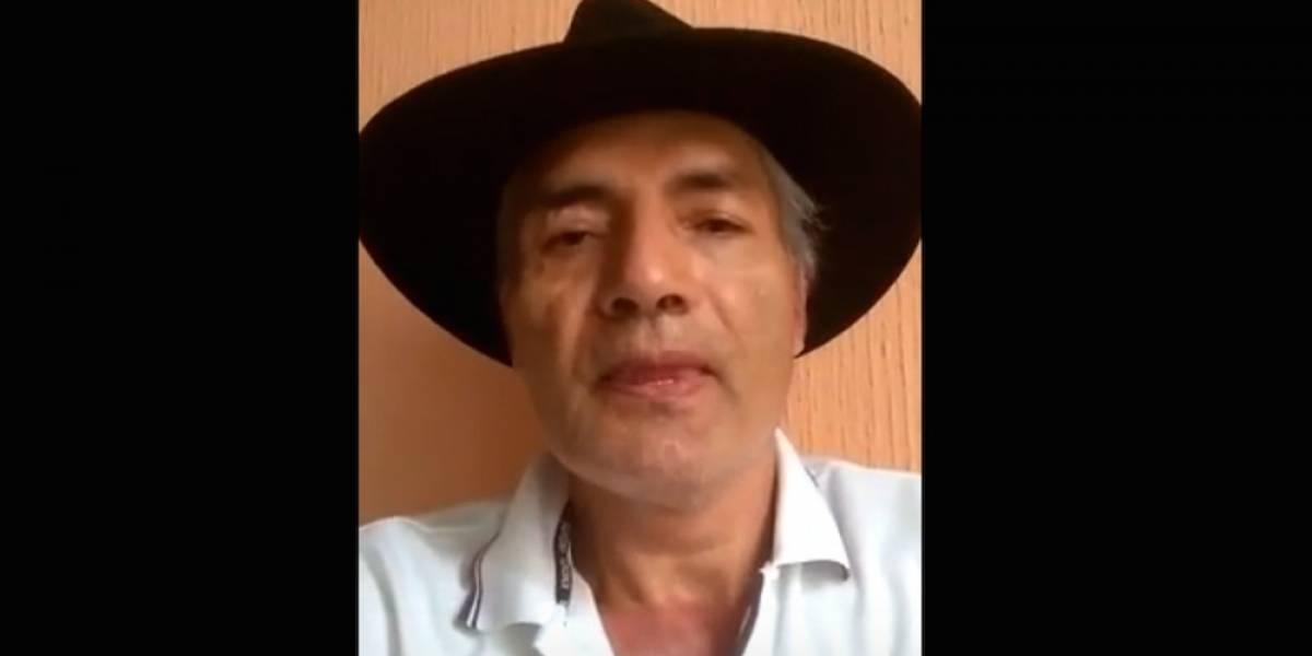 Convoca Mireles a autodefensas en Tepalcatepec