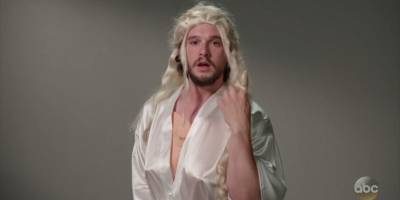 Kit Harington interpreta a otros personajes de Game of Thrones