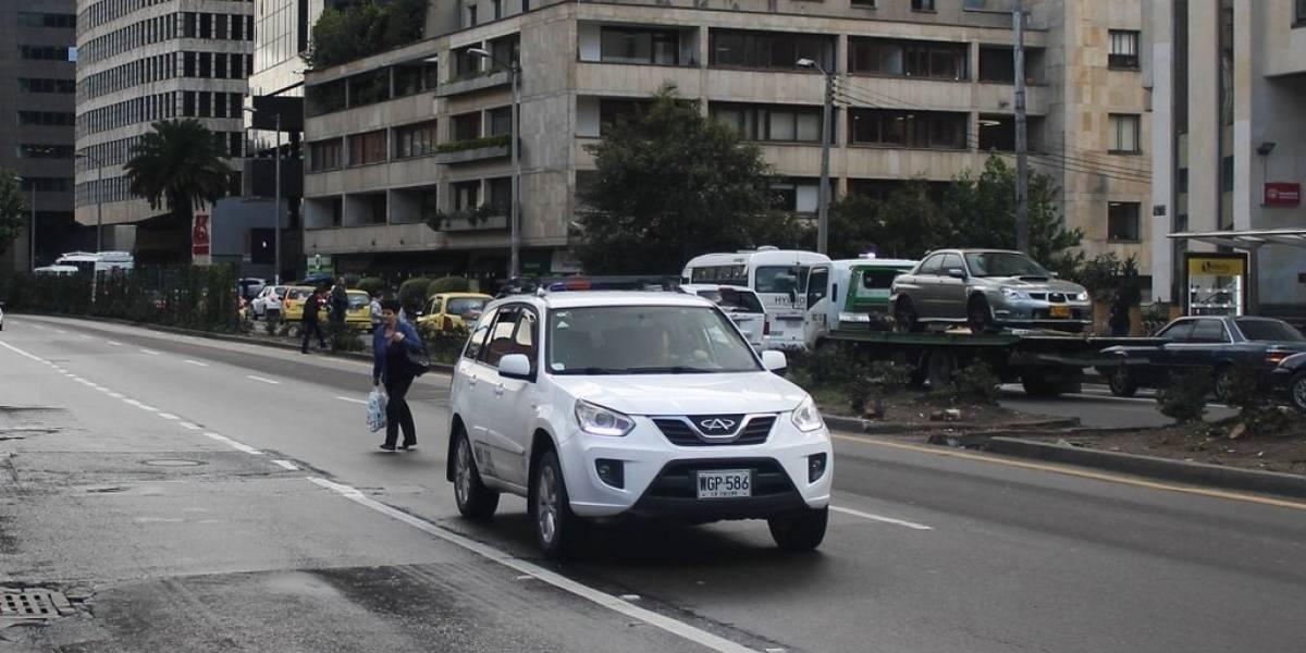 Apareció conductor de Uber en Bogotá de quien no se tenía noticias, esto fue lo que le pasó