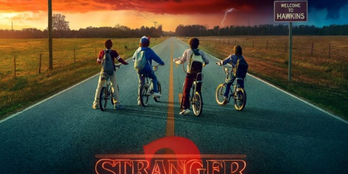 Netflix revela la fecha de estreno de la segunda temporada de Stranger Things