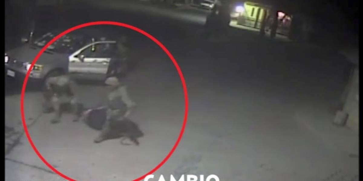 Vinculan a proceso a militar por presunta ejecución extrajudicial en Palmarito