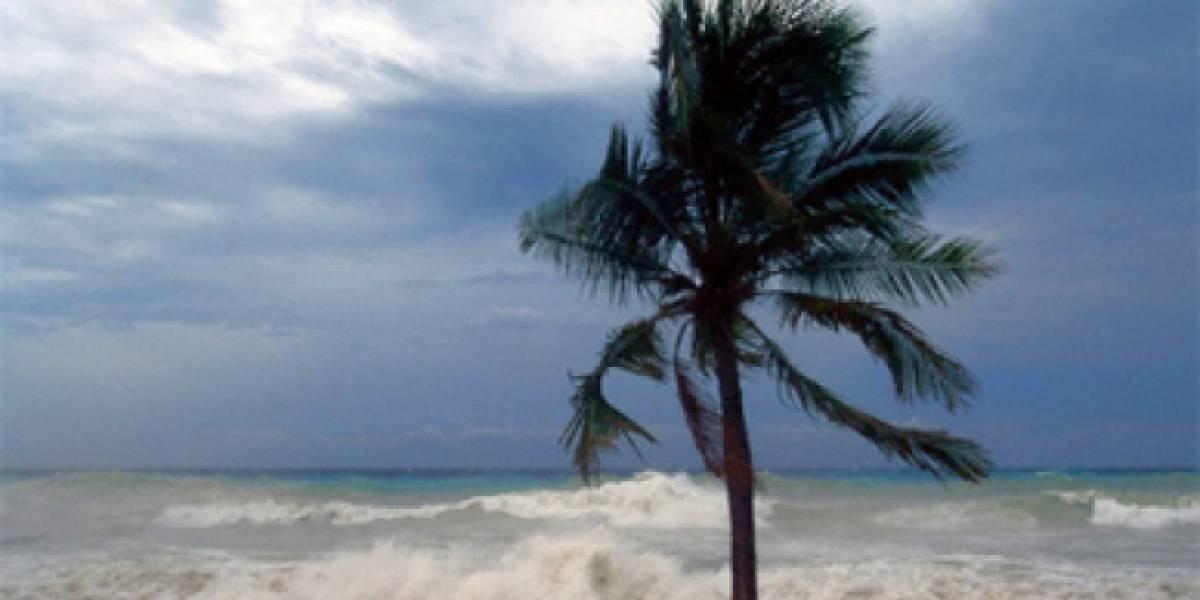 SMN pronostica fuertes vientos y torbellinos en el norte del país