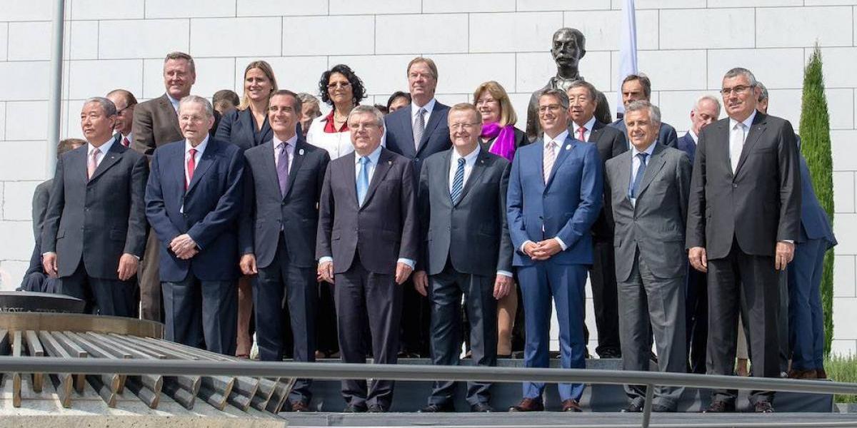 COI decide elegir de forma simultánea sedes de JO de 2024 y 2028