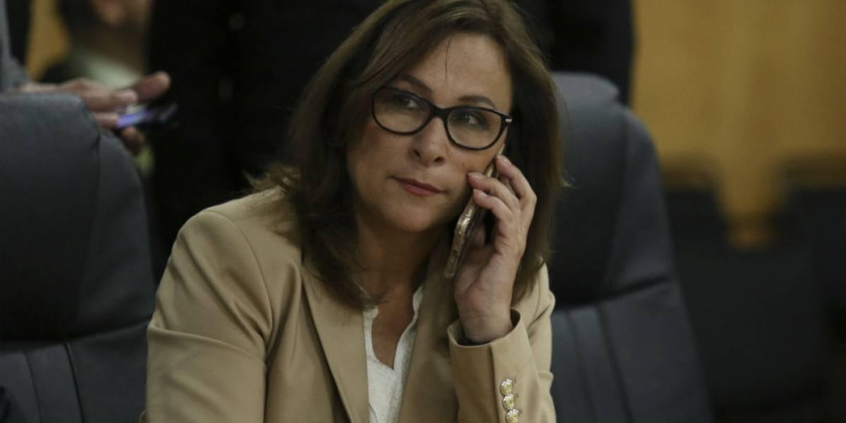#Confidencial: Rocío Nahle va por senaduría