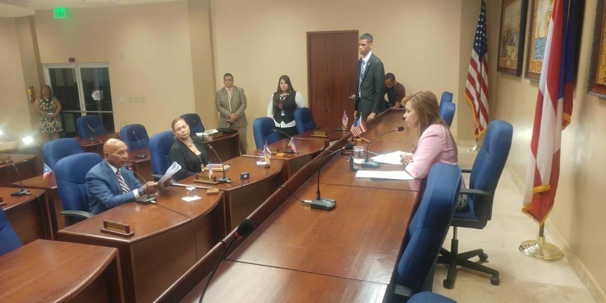 Saca a flote senadora falsificación de firma a alcalde de Aguadilla