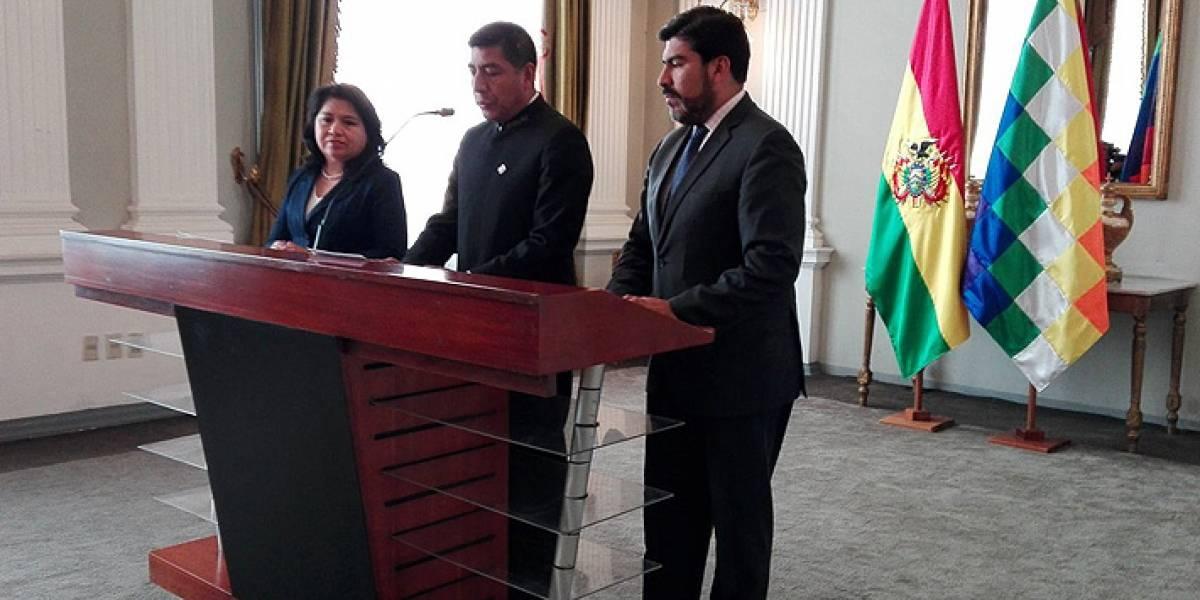 Bolivia responde a invitación de canciller Muñoz y propone fecha para reunión en La Paz