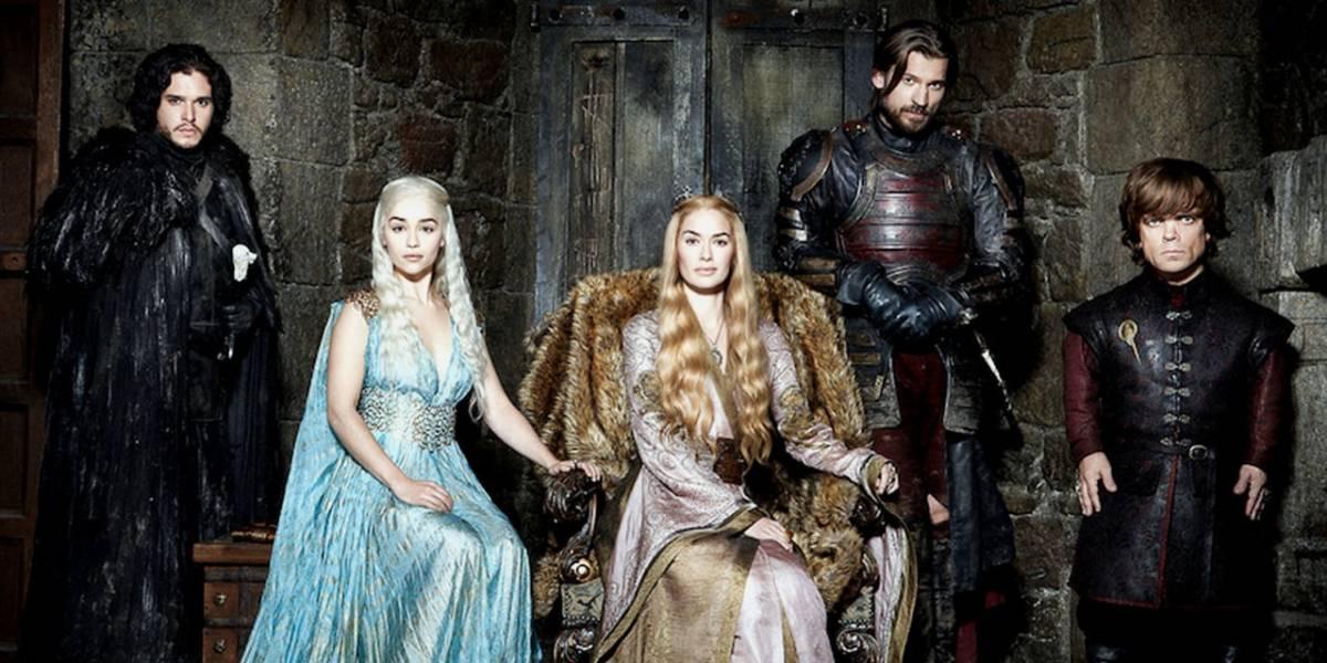 """La estructura de """"Game of Thrones"""" y otros datos"""