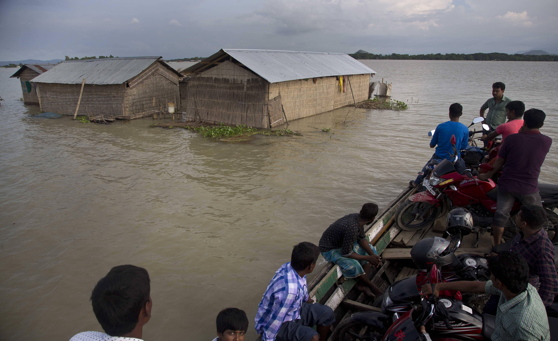 India Foto: AP