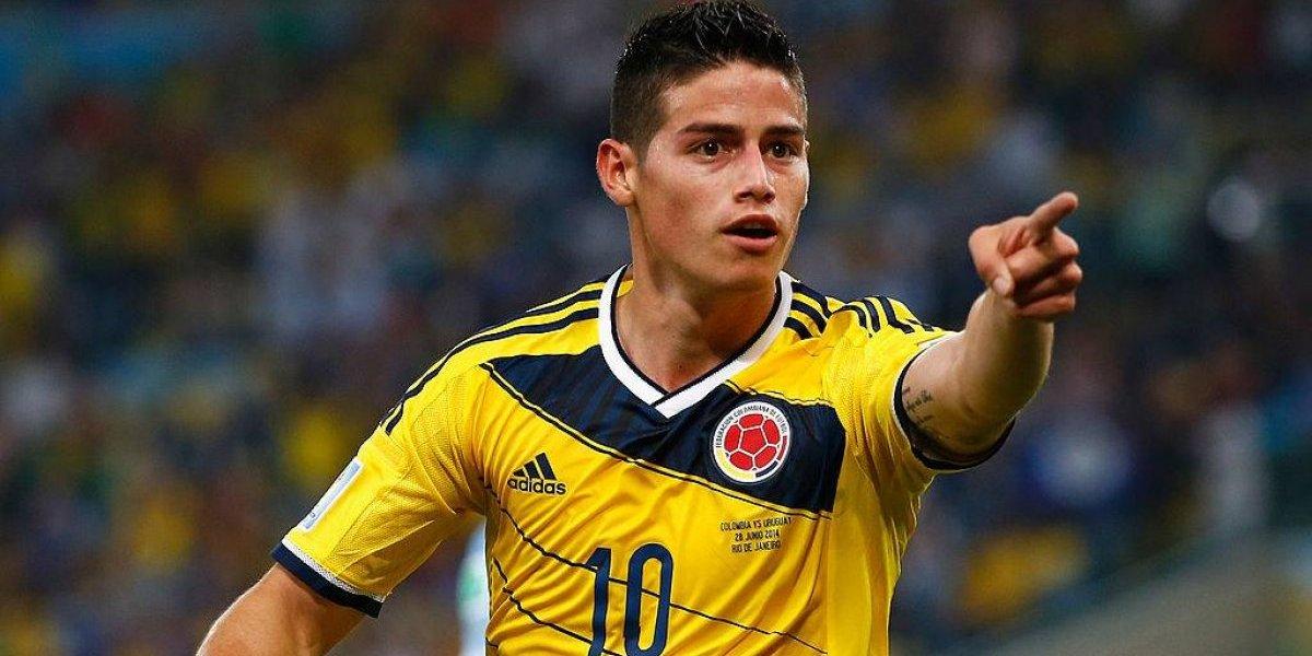 Copa do Mundo: escalação colombiana inclui seus melhores jogadores para confronto Colômbia x Senegal