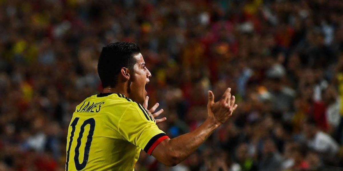 Real Madrid cede a James Rodríguez al Bayern Munich