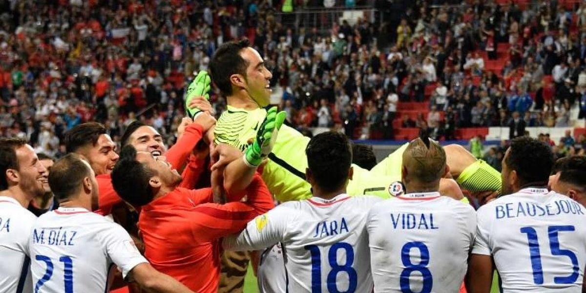 Cómo la participación de la Roja en la Copa Confederaciones ayuda a la imagen del país
