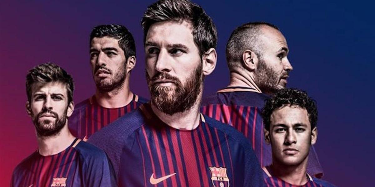 Messi y Neymar harán su aparición pública con la nueva camiseta azulgrana