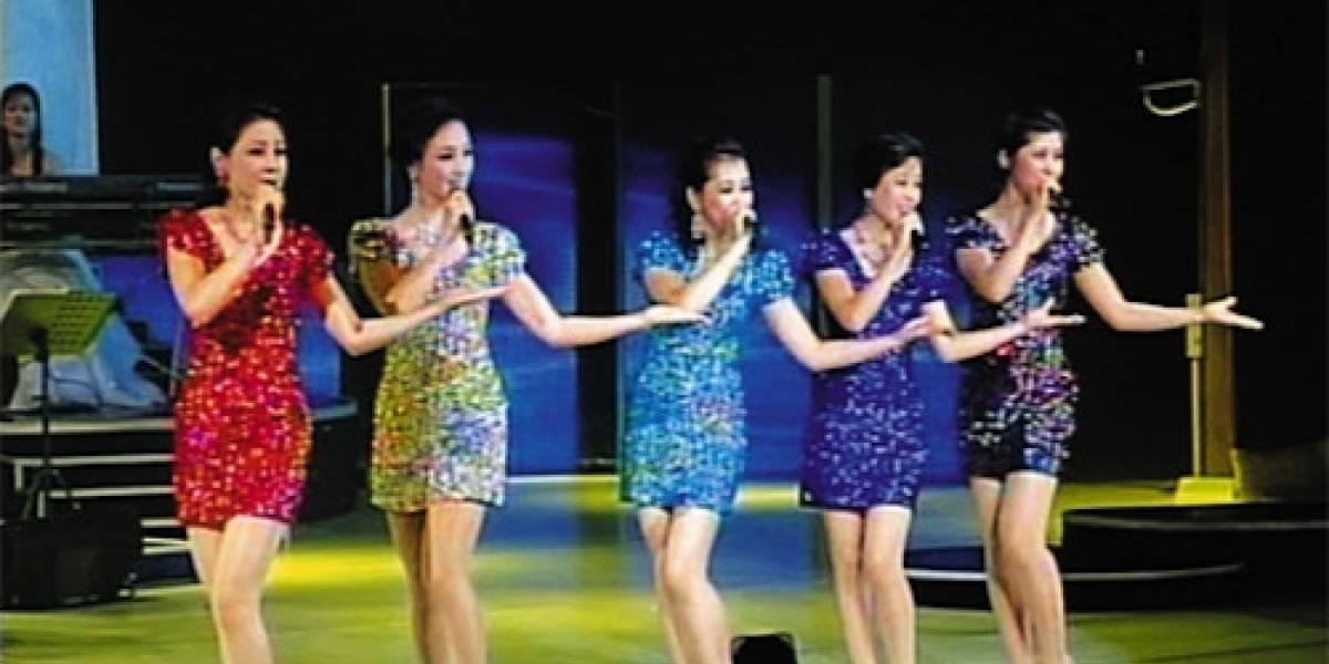 Con estrellas del pop y una gran ovación: la gran fiesta de Kim Jong-un para celebrar a misil norcoreano