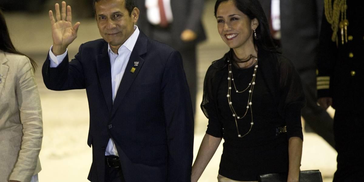 Fiscalía de Perú pide cárcel para expresidente Ollanta Humala