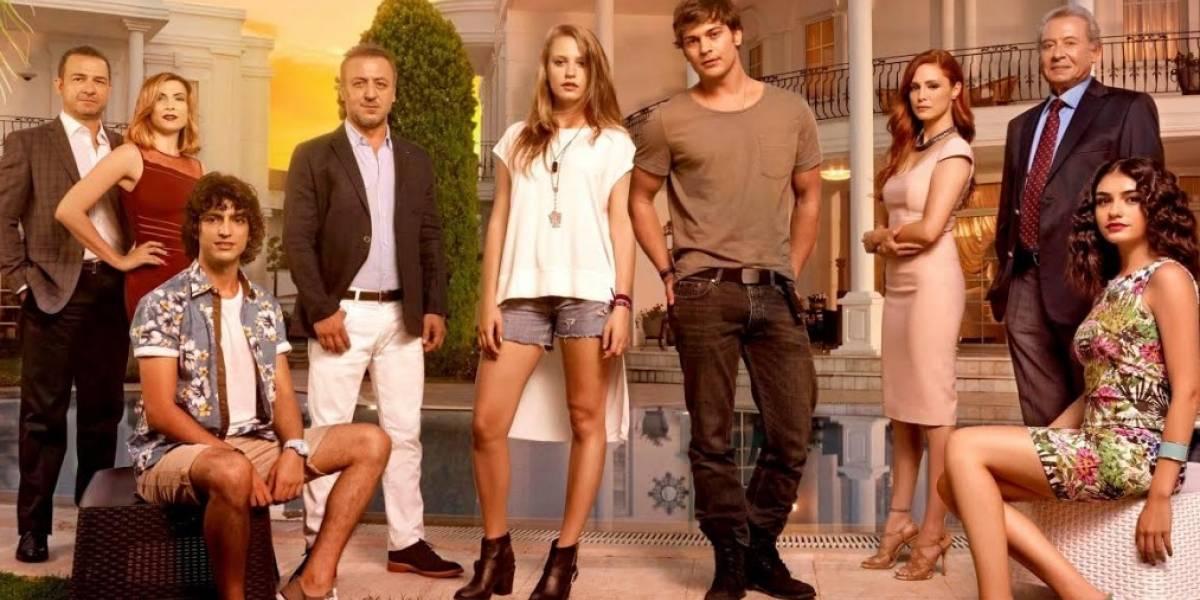 Vuelven las teleseries brasileñas y turcas a Wapa