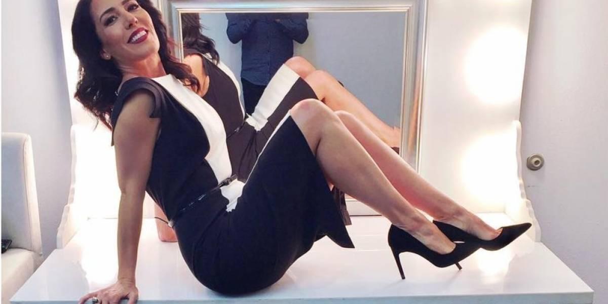 Stephanie Salas analiza si su historia con Luis Miguel podría ser plasmada en bioserie