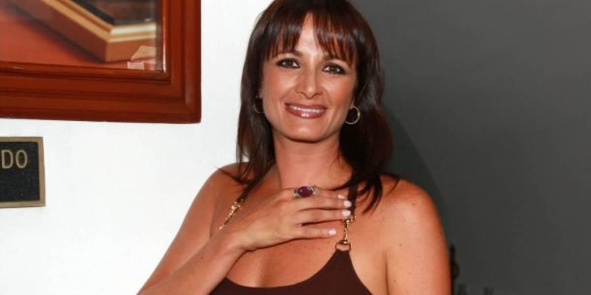 Actriz se quedó sin trabajo en Televisa y ahora estaxista