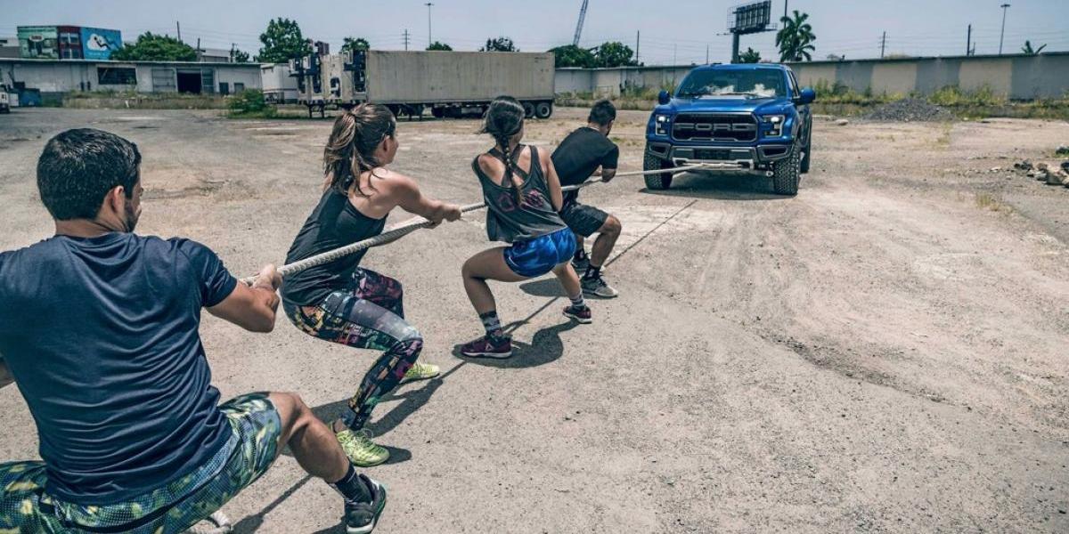 Ford probará las destrezas de los atletas en