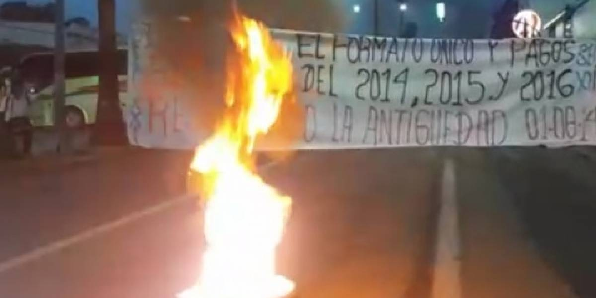 CNTE amenaza con boicotear la Guelaguetza si gobierno no atiende a sus demandas