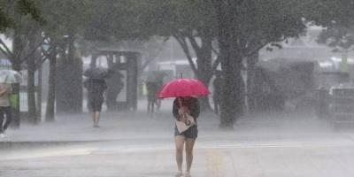 Lluvias alrededor del mundo