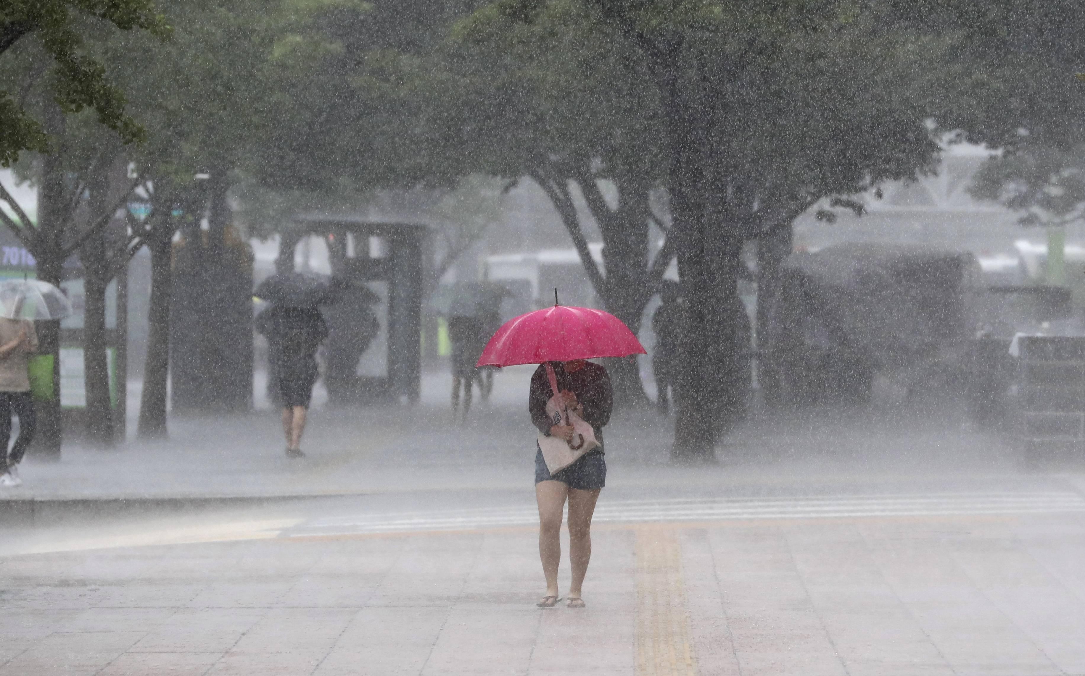Corea del Sur Foto: AP