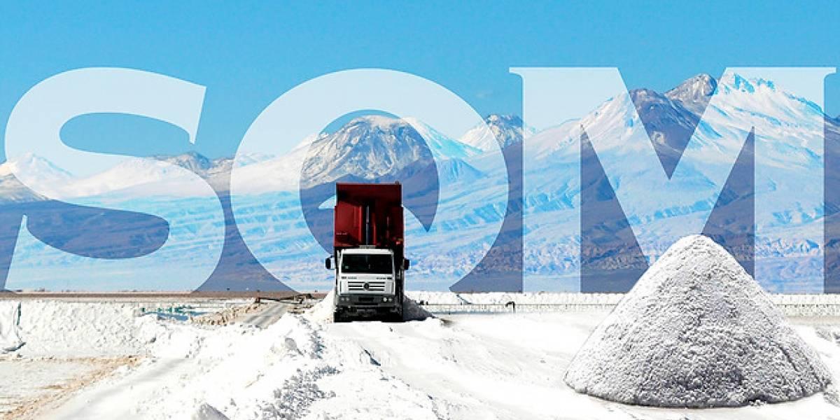 SQM compra el 50% de proyecto de litio en Australia