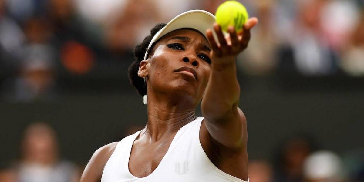 Venus Williams impone su experiencia para eliminar a Ostapenko y avanzar a semifinales