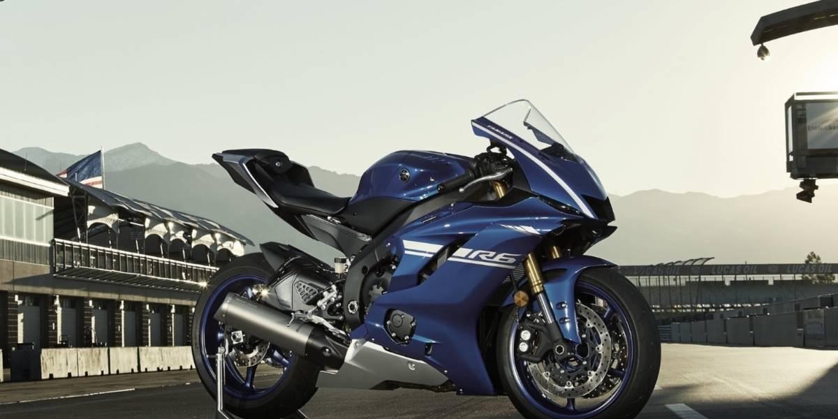 Yamaha estrena su poderosa YZF-R6