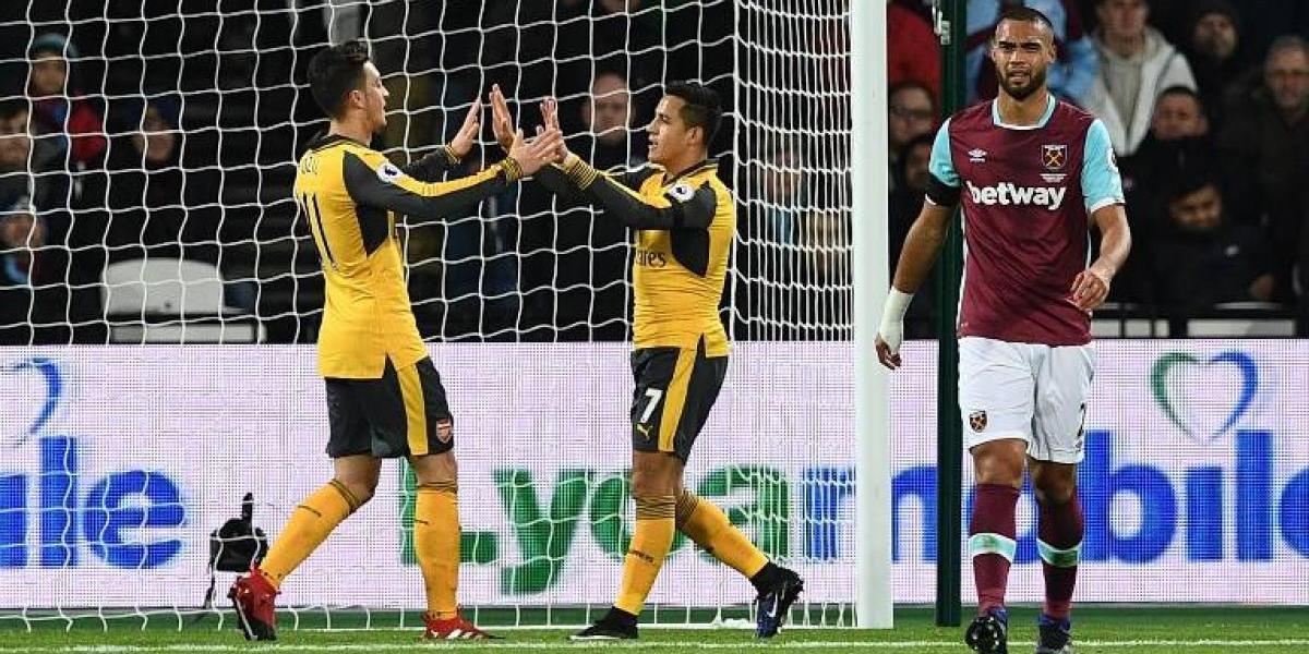 """Özil no quiere que su socio Alexis deje Arsenal: """"Es muy adecuado para nuestro juego"""""""
