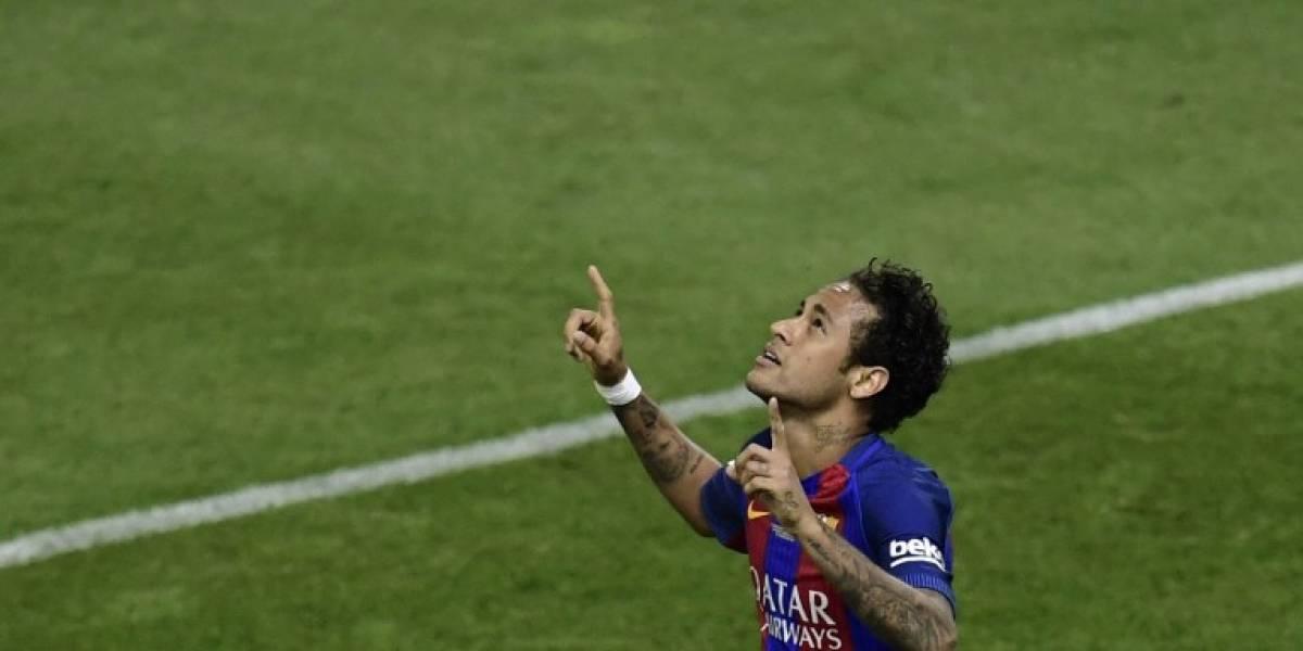 FIFA rechaza recurso de Santos en contra de Barcelona por fichaje de Neymar