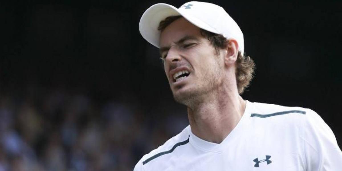 Querrey sacó al campeón Murray y Wimbledon tendrá un nuevo rey