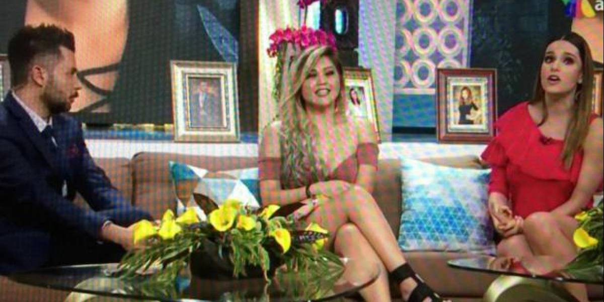 """Gomita"", invitada de Lujo de... ¿TV Azteca?"