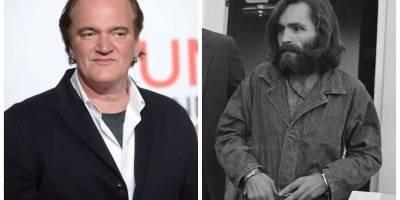 Próximo filme de Tarantino será sobre os homicídios da Família Manson