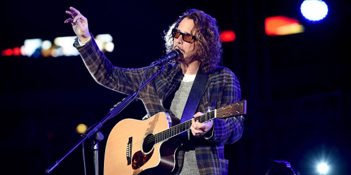Policia confirma la verdadera causa de muerte de Chris Cornell