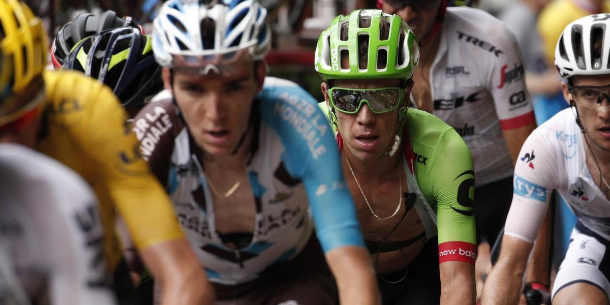 Rigoberto Urán es subcampeón del Tour de Francia en 2017