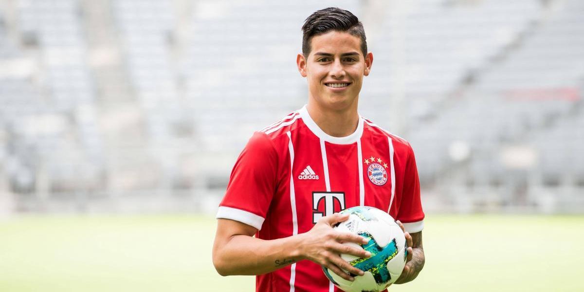 La verdadera razón por la que James firmó con el Bayern y no con otro club
