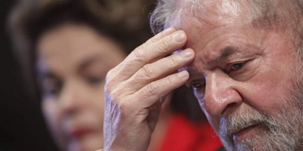 Sentencian al expresidente de Brasil por corrupción